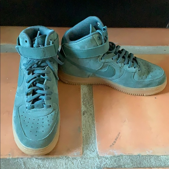 Nike Shoes   Air Force 1 High Wb Gs